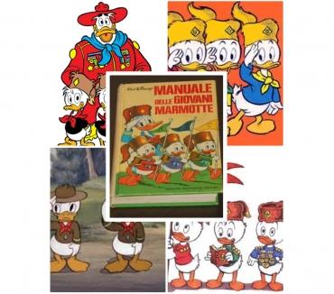 Foto di Vivastreet.it Manuale delle Giovani Marmotte, Walt Disney, A. MONDADORI.