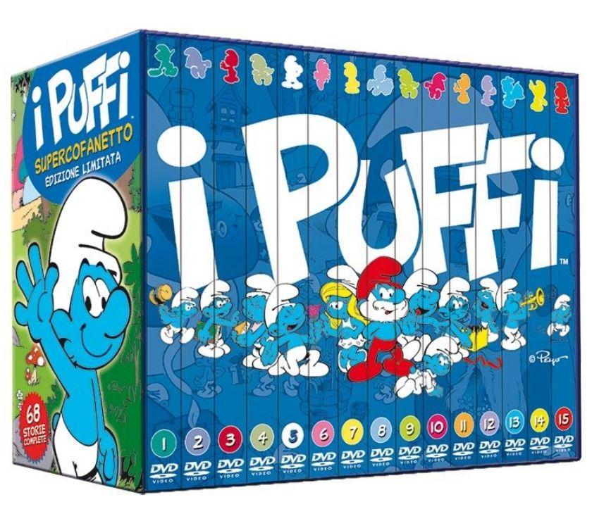 compact disc dvd e videogames Piacenza e provincia Piacenza - Foto di Vivastreet.it I Puffi tutti gli episodi completi in box dvd