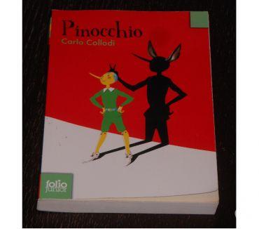 Foto di Vivastreet.it Les aventures de Pinocchio, Carlo Collodi, Gallimard 1998.