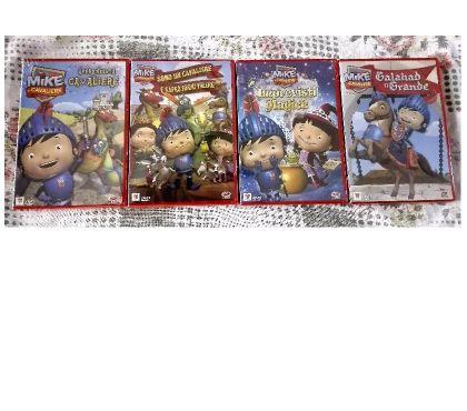 Foto di Vivastreet.it Mike il Cavaliere tutta la serie originale completa in dvd