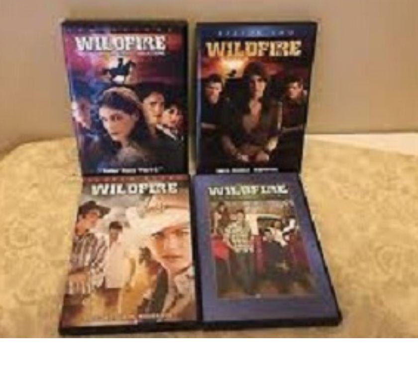 Foto di Vivastreet.it Dvd originali serie tv completa WILDFIRE 4 stagioni