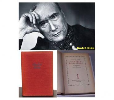 Foto di Vivastreet.it La scuola delle mogli, Andrè Gide, Mondadori 1^ Ediz. 1949.