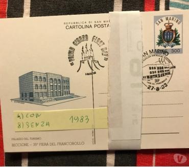 Foto di Vivastreet.it 284 cartoline e buste di San Marino