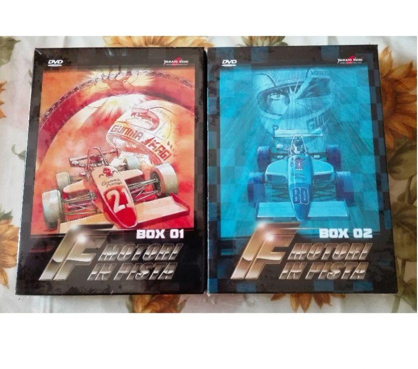 compact disc dvd e videogames Bologna e provincia Bologna - Foto di Vivastreet.it F MOTORI IN PISTA SERIE COMPLETA IN 6 DVD - BOX 1 - 2