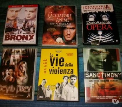 Foto di Vivastreet.it 6 DVD originali visti una volta volta, come nuovi