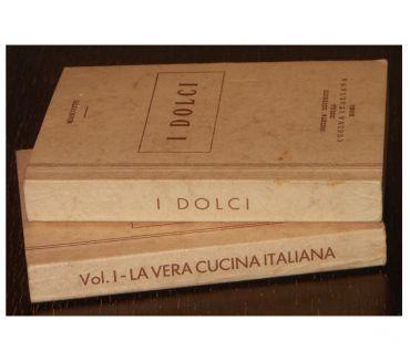 Foto di Vivastreet.it LA VERA CUCINA ITALIANA, I DOLCI, Soc. ed. della cucina ital