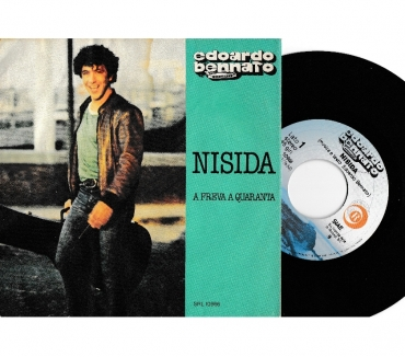 Foto di Vivastreet.it EDOARDO BENNATO - Nisida - ' 7 45 giri 1982 + Poster