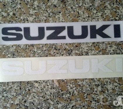 Foto di Vivastreet.it Adesivo posteriore SUZUKI per gli SJ e Samurai