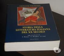 Foto di Vivastreet.it STORIA DELLA LETTERATURA ITALIANA DEL XX SECOLO, G NOCENTINI