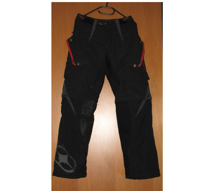 "Foto di Vivastreet.it No Fear Tank Pants 2007 28"" Black, pantaloni freeride"