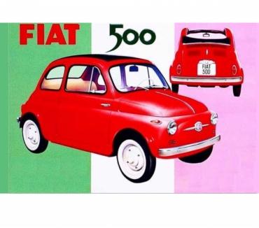 Foto di Vivastreet.it RICAMBI FIAT 500 D'EPOCA