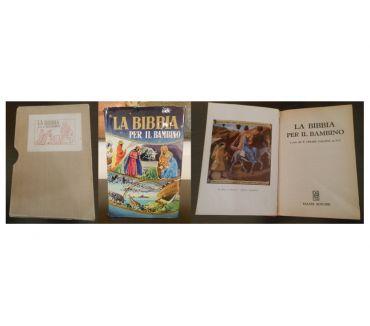 Foto di Vivastreet.it LA BIBBIA PER IL BAMBINO, P. Cesare Gallina m.S.C., SALANI.
