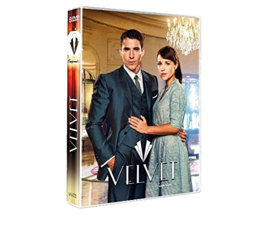 Foto di Vivastreet.it Dvd originali serie tv completa VELVET 4 stagioni