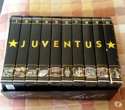 Foto di Vivastreet.it Cofanetto 10 videocassette VHS Juve Forever 2002