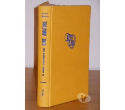 Foto di Vivastreet.it Il libro completo del CINE AMATORE, P. MONIER, U. MURSIA & C