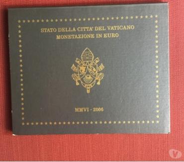 Foto di Vivastreet.it Serie divisionale Vaticano 2006 FDC