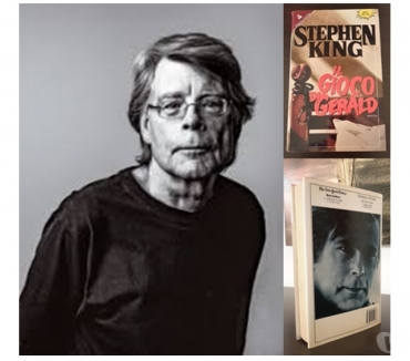 Foto di Vivastreet.it IL GIOCO DI GERALD, STEPHEN KING, SPERLING & KUPFER, 1^ Ediz