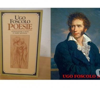Foto di Vivastreet.it UGO FOSCOLO POESIE, BUR, 1^ Ed. 1976.