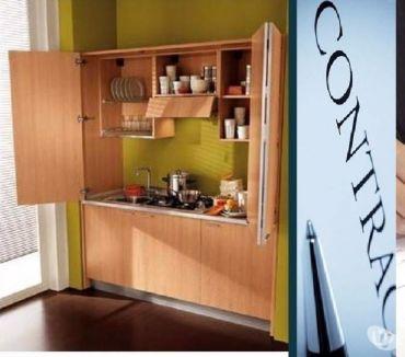 Foto di Vivastreet.it ARREDO RESIDENCE A ROMA-Cucina monoblocco golf ceraso 02 -