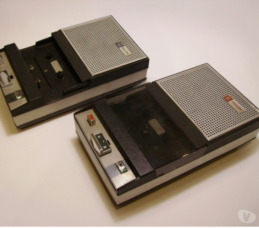 Foto di Vivastreet.it REGISTRATORI a cassetta vintage Philips K7