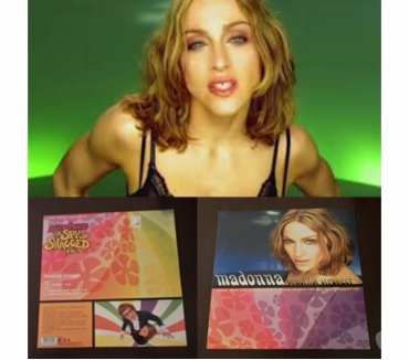 Foto di Vivastreet.it MADONNA, beautiful stranger, LP 33 giri, MAVERICK 1999.