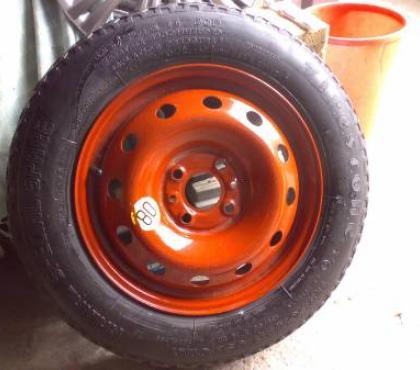 Foto di Vivastreet.it Ruotino di scorta Mai usato originale Fiat Bravo vendo/scamb