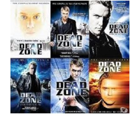 Foto di Vivastreet.it Dvd originali serie tv THE DEAD ZONE 6 stagioni