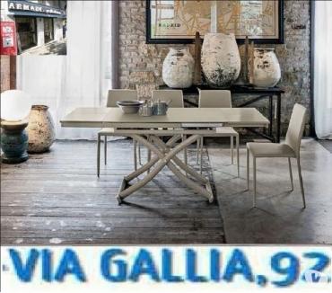 Foto di Vivastreet.it Tavolino trasformabile a roma dione 9-TAVOLINI