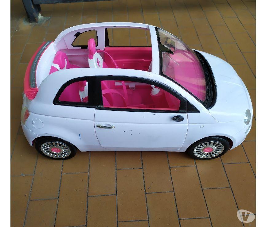 articoli per bambini e giocattoli Milano e provincia Milano - Foto di Vivastreet.it Barbie Fiat 500 cabriolet