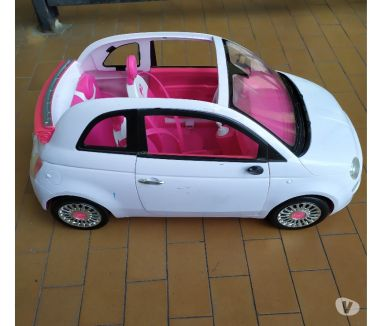 Foto di Vivastreet.it Barbie Fiat 500 cabriolet