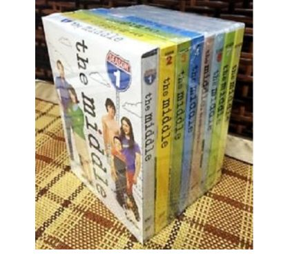 Foto di Vivastreet.it Dvd originali serie tv THE MIDDLE 8 stagioni