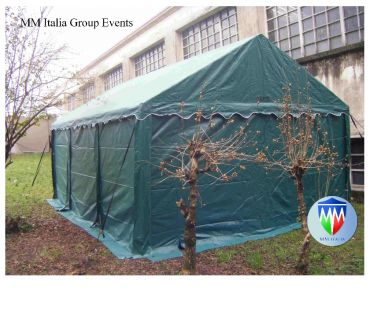 Foto di Vivastreet.it Tendone Gazebo 3 x 6 Pvc Ignifugo By MM Italia Group