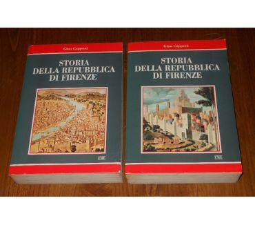 Foto di Vivastreet.it STORIA DELLA REPUBBLICA DI FIRENZE, GINO CAPPONI, 1990.
