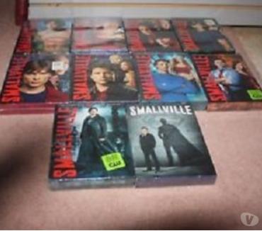 Foto di Vivastreet.it DVD ORIGINALI SERIE TV SMALLVILLE completa 10 STAGIONI