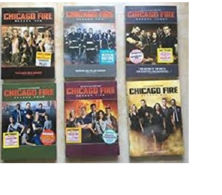 Foto di Vivastreet.it Dvd originali serie tv completa CHICAGO FIRE 6 stagioni