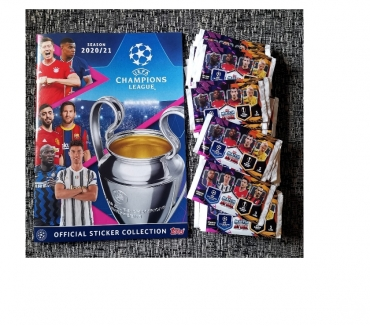 Foto di Vivastreet.it TOPPS Match Attax cards + Album Uefa Champiopn's League