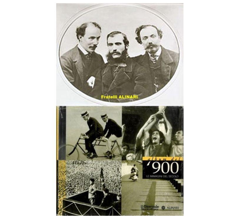 Foto di Vivastreet.it album del '900 LE IMMAGINI DEL SECOLO, ALINARI, il Giornale