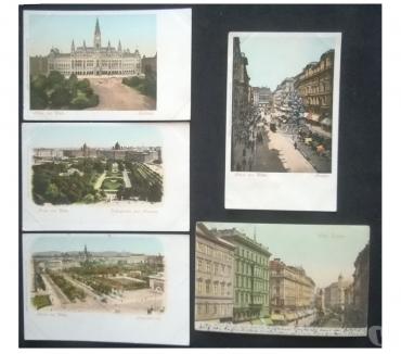 Foto di Vivastreet.it Austria_Vienna Wien 5 cartoline col. FP