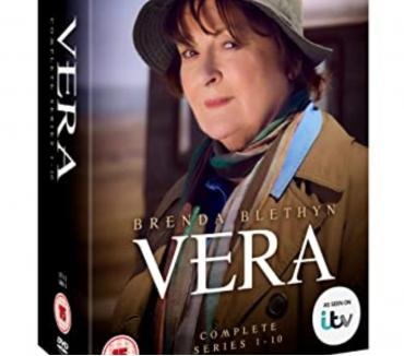 Foto di Vivastreet.it DVD ORIGINALI SERIE TV VERA completa 10 STAGIONI