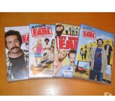 Foto di Vivastreet.it Dvd originali serie tv completa MY NAME IS EARL 4 stagioni