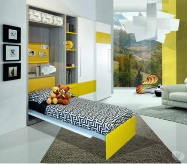 Foto di Vivastreet.it Letto a scomparsa divano salone 5-letti a roma-via gallia 92