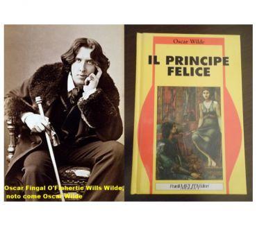 Foto di Vivastreet.it IL PRINCIPE FELICE, Oscar Wilde, F.lli MELITA Editori 1992.