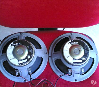 Foto di Vivastreet.it Woofer Altoparlanti Audison - 2 pezzi