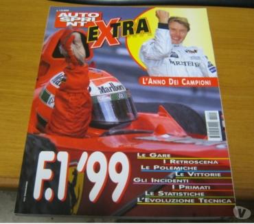 Foto di Vivastreet.it Annuario Autosprint 1999