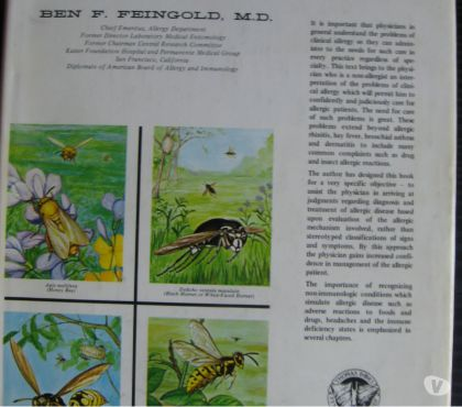 Foto di Vivastreet.it Libro B.F. Feingold. Introduction to Clinical Allergy.