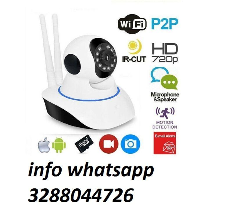 Foto di Vivastreet.it Telecamera full hd 720p motorizzata 360 videosorveglianza wi