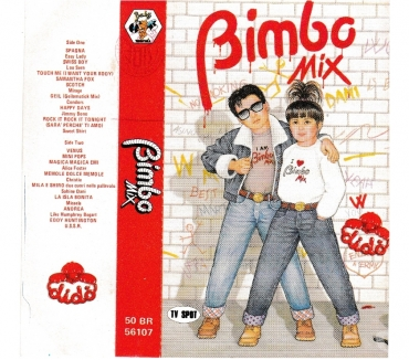 Foto di Vivastreet.it BIMBO MIX - Compilation Mixage - Tape, Cassette, MC, K7 1986