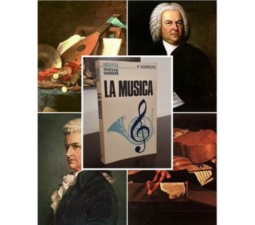 Foto di Vivastreet.it La musica, Peter Gammond, Enciclopedie pratiche Sansoni 53,