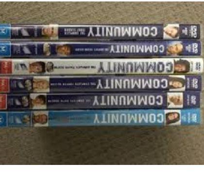 Foto di Vivastreet.it Dvd originali serie tv COMMUNITY 6 stagioni