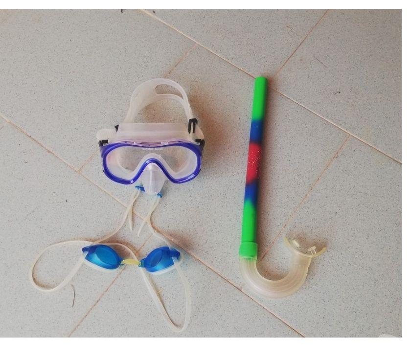 articoli per bambini e giocattoli Asti e provincia Asti - Foto di Vivastreet.it Set snorkeling per bambino